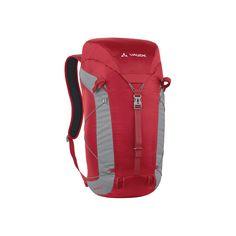 Vaude Minimalist 25-Liter Backpack, Red