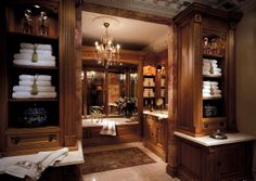 CLIVE CHRISTIAN OF NOTTINGHAM: Clive Christian Luxury Bathroom Furniture
