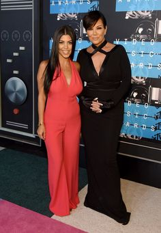 Pin for Later: The Kardashian-Jenner Girls Completely Take Over the MTV VMAs