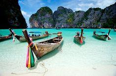 Thailandia, Phi Phi Lee Island - Maya Bay