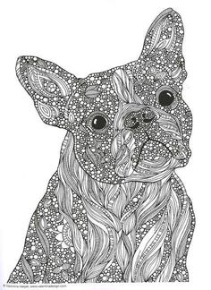 dog color pages printable Free Printable Puppy Coloring Pictures
