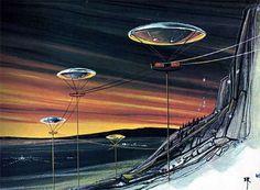 Image result for 1960s futuristic