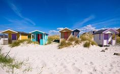 'Like Swedish design, the beach at Falsterbo is simple, clean and unencumbered'