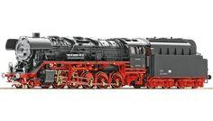 Dampflokomotive 44 9116 Kohlestaub ROCO