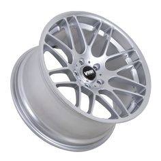 VMR V703 19x8.5 ET45 5x112 57.1 Super Silver Wheel