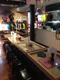 Rapha Cycle Club Sydney, Cafes, Surry Hills, NSW, 2010 - TrueLocal