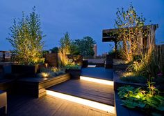 Deck Lighting Ideas That Bring Out The Beauty Of The Space That Make to Relax
