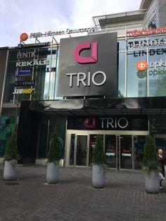 Citycon Oyj:n omistama Trio on pinta-alaltaan Lahden suurin kauppakeskus. Trio rajoittuu neljään katuun, jotka ovat Vesijärvenkatu, Vapaudenkatu, Kauppakatu ja Aleksanterinkatu. Uudistunut trio avattiin 13. marraskuuta 2008. Trio on auki arkisin 8-21 la 8-18 su 12-18. - Kirke