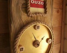 Hearty Antigua Pequeño Reloj Pequeño Péndulo Making Things Convenient For The People Arte Y Antigüedades Muebles Antiguos Y Decoración
