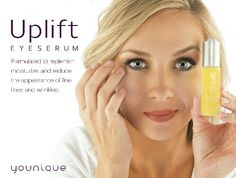 Who's excited for September 1st so that they can get their hands on this brand new product? Uplift Eye Serum has a proprietary International Patent Pending formula that truly is like no other eye serum you've tried before! Available soon! Do you think the delicate skin around your eyes can wait just a few more days to experience Uplift? Formulated to replenish, moisturize, & reduce the appearance of fine lines & wrinkles. www.NaturalBeautyMascara.com