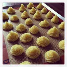 Pommes Duchesse - Recettes de cuisine Ôdélices