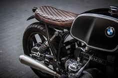 motorcycles-and-more:  BMW R80 Brat Style