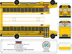 paper model buses | Paperbus Thread - Page 47 - Transit Lounge - Canadian Public Transit ...