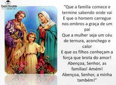 Oração da familia