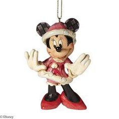 Minnie Mouse Hanging Ornament