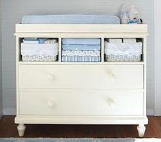 Baby Changing Tables & Changing Table Pads | Pottery Barn Kids