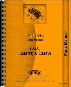 Kubota 1906 6232 l175l245 more water pump kubota tractor kubota l345w tractor parts manual fandeluxe Image collections