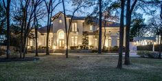 Elegant palatial estate, backing up to greenbelt, in North Texas' most desired suburb. Spacious floorplan, exquisite features and lavish outdoor living space. Oversized bedrooms, two offices, downstairs media room, outdoor sport court and a gourmet kitchen are just a few features of this sprawling manor. In the coveted Carroll ISD and an easy commute to major highways, this home is a rare find!