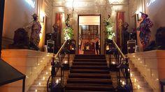 Entrada en la Mansion del Four Seasons.Fiesta de 15 Organizada por Maria Ines Novegil Event Planners