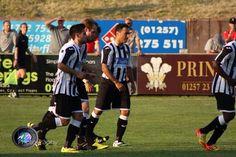 Chorley FC VS Fleetwood Town FC Pre Season Friendly 2014/15