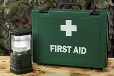 - Lebazele for Getty Images First Aid checklist for camping