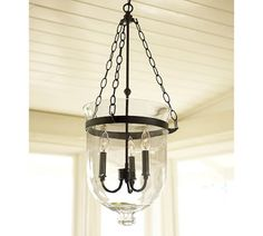 Choosing a Hanging Lantern Pendant for the Kitchen - Driven by Décor $299