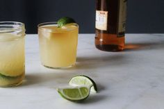 Homemade Alcoholic Ginger Beer recipe: Get your summer drink ready. #food52