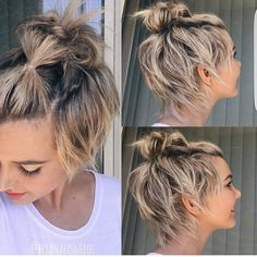 Do you love these Color ?  #Hairstyle #pixiehair #hairs #hairfashion #newhaircut #instacool #shorthairideas  #pixiecut #fashionista #picoftheday #pixies #ootd #hairdresser #hairstylist #hairstyles #dress #longhair #instafashion #pixie #blondhair #haircut #haircolour #barberlife #barber #hairdressers #shorthair #platinum #shorthairdontcare #haircolor #undercut