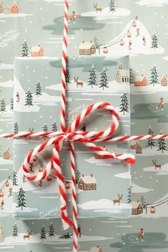 Anthropologie's Christmas Arrivals: Cards & Gift Wrap - Topista