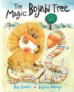 MWD Review - The Magic Bojabi Tree by Dianne Hofmeyr and Piet Grobler (Frances Lincoln, 2013)