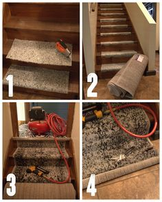 Diy Carpet, Beige Carpet, Modern Carpet, Rugs On Carpet, Carpet Ideas, Carpets, Carpet Decor, Hallway Carpet Runners, Cheap Carpet Runners