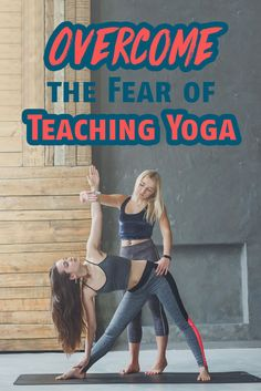 How to Overcome the Fear of Teaching Yoga Focus on serving those who gravitate toward you. When it comes to these students, you will know more than them about yoga, and they will learn from you. Iyengar Yoga, Ashtanga Yoga, Vinyasa Yoga, Kundalini Yoga, Yoga Sequences, Yoga Poses, Yoga Fitness, Become A Yoga Instructor, Different Types Of Yoga