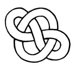 Hidden-line version of simple entangling