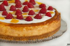 Carolines blog: Citroen cheesecake