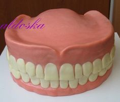 these are hilarious.  My friend, the prosthodontist just had a birthday. This would have been perfect!!