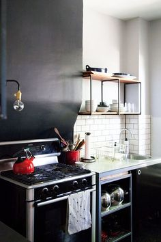 You CAN paint dark walls in your home — here's how