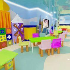 its a small world nursery