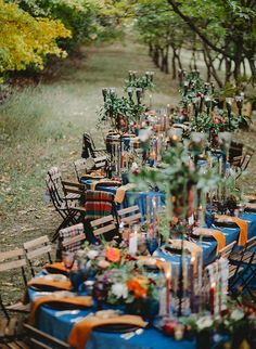 Fall Harvest Dinner Party at 2 Lads Winery - Inspired By This - Trend Home Entertainment 2020 Fall Rehearsal Dinners, Outdoor Thanksgiving, Yard Party, Fall Harvest, Autumn, Beautiful Candles, Fall Wedding, Gown Wedding, Wedding Dresses