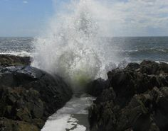 Spouting Rock, Kennebunkport, ME