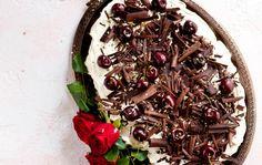 Mustanmetsän kakku