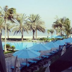Hotel JA Palm Tree Court. Dubai