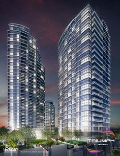 BLOOR STREET & THE EAST MALL Triumph at Valhalla is a new condo project by Edilcan Development Corporation currently under construction at The East Mall & Valhalla Inn Rd in Toronto. Scheduled to be completed in 2016. Sales start at $217,990.