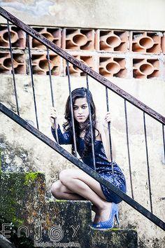 Juliana 15 anos, Country Club Camboriú. Ensaio fotográfico de 15 anos.
