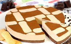 Torta mousse al caffè e pavesini, ricetta senza forno