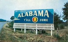 Welcome to new alabama Sign   Alabama State History Information Links Symbols Capital Constitution ...