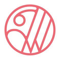 Creative Logo, Design, Stack, William, and Son image ideas & inspiration on Designspiration Best Logo Design, Brand Identity Design, Branding Design, Type Design, Web Design, House Design, Wm Logo, Logo Branding, Hotel Branding