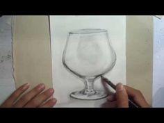 Artista italiano cria desenhos realistas capazes de confundir o teu cérebro - Lampada - YouTube