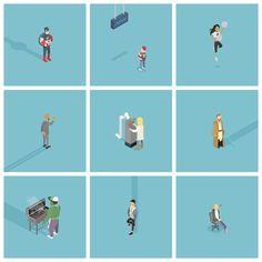 Daily Illustrations on Instagram – Fubiz Media