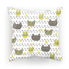 Catsy Cushion