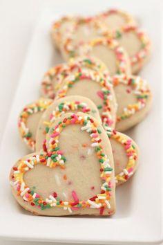 Lemon Cookies with SPRINKLES @createdbydiane